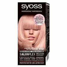 Syoss Hair Dye Permanent Color Professional No Ammonia Colourant Anti-Damage