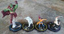 Heroclix Marvel Supernova Gaming Figures by Wizkids Mixed Lot