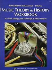 Standard of Excellence Theory & History Workbook Bk 2 by Bruce Pearson