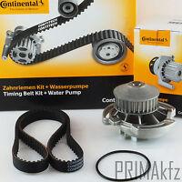 CONTI CT629WP1 Zahnriemensatz mit Wasserpumpe Seat VW Golf 2 3 Polo 1.0 1.3 1.4