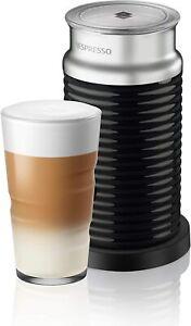 Nespresso Aeroccino3 Milk Frother, One Size, Black - Brand New!