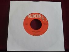 """THE SPANIELS """"Play It Cool"""" Oldies 45 OL 64"""