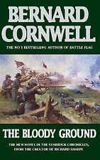 The Bloody Ground by Bernard Cornwell (Paperback)