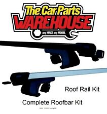Full Roof Rack Bar Kit SUM520 Mountney WITH RAILS ~ BMW3 SERIES Touring E90