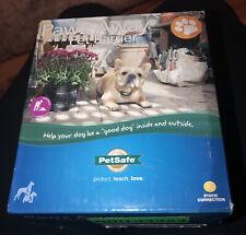 New listing Pawz Away Pet Barrier Extra Reciever
