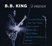 B.B. King & Friends - B.B. King and Friends [New CD]