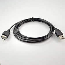 Super-Speed 6FT 1.8M USB 2.0 A Male to A Female extension Leads Cord Cable  NEW