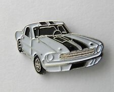 MUSCLE CAR MUSTANG SPORT AUTOMOBILE AUTO LAPEL PIN BADGE 1 INCH