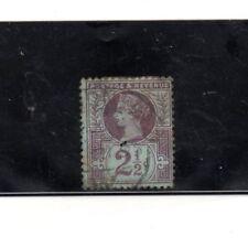 Gran Bretaña Monarquias valor del año 1887-900 (BQ-82)