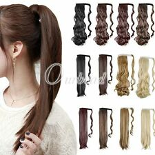 Unbranded Hair Extensions Ponytail Women