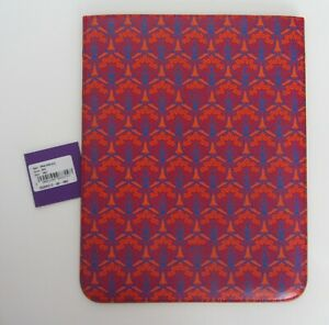 Liberty London Dusk IPHIS iPad CASE HOLDER SLEEVE Red Blue Orange NEW