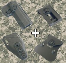 IMI Defense - CZ-75 Series Combo Roto Holster Interchangeable Attachment Kit