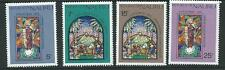NAURU SG139/42 1975 CHRISTMAS  MNH