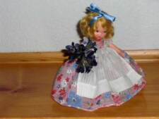 Nancy Ann Storybook Doll ~ #32 English Flower Girl w/Pudgy Tummy & JT