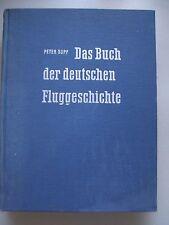 Das Buch der deutschen Fluggeschichte 1956 Continental Cummi-Werke Luftfahrt