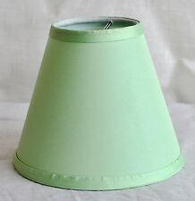 "Urbanest Satin Hardback Chandelier Lamp Shades,3""x6""x5"""