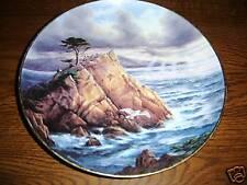 After The Storm Artist Rudi Reichardt Danbury Mint Collectible Plate