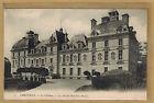 Cpa Chambord - le château façade sud est bes058