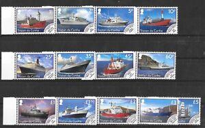 Tristan da Cunha 2020 Modern Mailships Defs Issued 14-12-2020 MNH/UMM