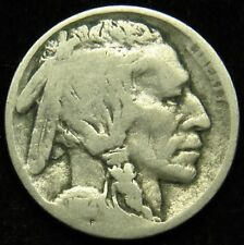 1914 D Buffalo Indian Head Nickel AG About Good (B01)