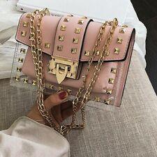 Small Designer Woman Fashion Messenger Bag Chain Shoulder Bag Female Transparent