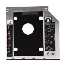SATA 2nd Hard Disk Drive HDD Caddy Adapter for ThinkPad T400 T410 T500 R500 N3