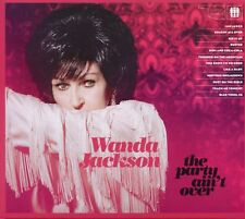Wanda Jackson-The Party Ain 't Over (2011) - Package Numérique CD-Very Good Condition