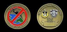 Challenge Coin - U.S. Army SF JFKSWC Anti-Terrorist Training Detachment