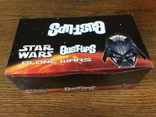 Star Wars Clone Wars Bust Ups  Animated Display Box Set ---- NEW