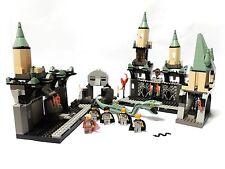 2002 LEGO 4730 HARRY POTTER CHAMBER OF SECRETS PHOENIX BASILISK + 5 figures