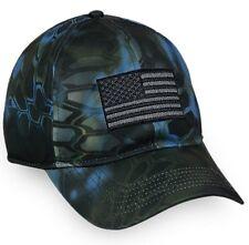 Kryptek® Neptune™ American Flag Cap