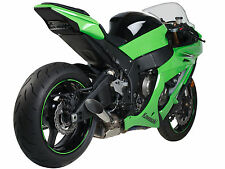 11-15 Kawasaki ZX10R Undertail Factory Color Matched Gloss Black