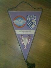 Pennant CUP WINNERS CUP FINAL 1981 Carl Zeiss Jena - Dynamo Tbilisi USSR (2)
