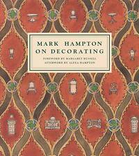 MARK HAMPTON on DECORATING HC DJ Interior Design Decor Watercolor Sketches