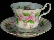 Royal Albert May Flower Floral Cup & Saucer Mayflower