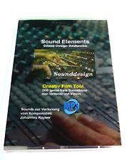 Sound Elements 500 x gemafreie Musik Soundlayer & Sounddesign für die Vertonung