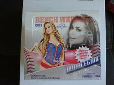 4X  2013 Benchwarmer Supermodels Trading Cards 24 Pack Box