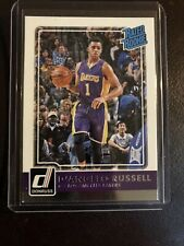 2015-16 Donruss #218 D'Angelo Russell Rated Rookie RC