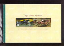 Neuseeland Mi.Nr.1475-1480 ** Postfrisch im Markenheft--Rennpferde---336
