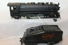 VINTAGE MARX #666 DIE CAST 2-4-2 ENGINE - ALLSTATE -F/R/L/S OPTION (SV120)