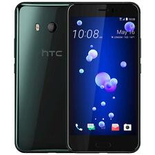 "HTC U11 6+128GB LTE 4G Smartphone 5.5"" Dual SIM Nero Senza Contratto"