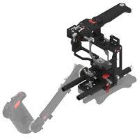 JTZ DP30 Cage Baseplate Rig Grip For BMD BMPCC Blackmagic Pocket Cinema Camera