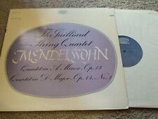 The Juilliard String Quartet Mendelssohn LP Epic Stereo  BC 1287