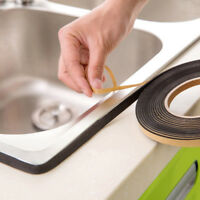 Home Kitchen Wall Self Sealing Adhesive Tape Dust And Waterproof Sealing Strip