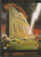 D.V.D MOVIE  DB299  MONTY PYTHON'S  THE MEANING OF LIFE /2 DISC SPECIAL EDITION