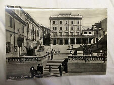Cartolina Sardegna Nuoro piazza S. Giovanni  11/4/16