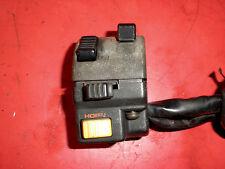 Honda XLV 750 R RD01 Blinkerschalter Armatur links handle bar signal switch left