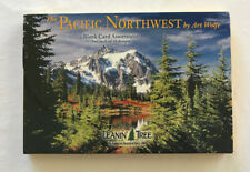 New Pacific Northwest Art Wolfe 20 Blank Cards Assortment Landscapes Nature
