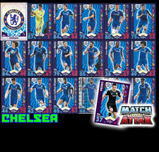 Chelsea Football Trading Cards 2017 Season