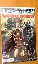Dc Wonder Woman, Vol. 5 # 1 (1st Print) Liam Sharp Regular Cover